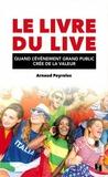 Arnaud Peyroles - Le livre du live.