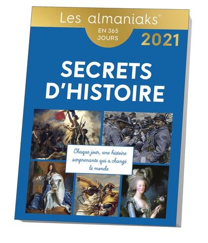 Secrets d'histoire  Edition 2021