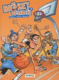 Arnaud Plumeri et Christophe Cazenove - Basket Dunk Tome 7 : 6 cartes de la famille Basket Dunk en cadeau.