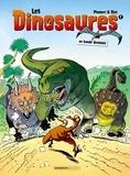 Arnaud Plumeri et  Bloz - Les dinosaures en bande dessinée Tome 1 : .