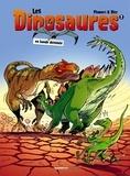 Arnaud Plumeri et  Bloz - Les dinosaures en bande dessinée Tome 2 : .