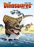 Arnaud Plumeri et  Bloz - Les dinosaures en bande dessinée Tome 4 : .