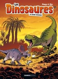 Arnaud Plumeri et  Bloz - Les dinosaures en bande dessinée Tome 5 : .