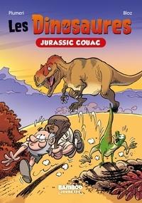 Arnaud Plumeri et  Bloz - Les Dinosaures Tome 1 : Jurassic Couac.