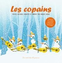 Arnaud Quéré - Les copains - Petites histoires chantées et animées.