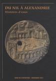 Arnaud Quertinmont - Du Nil à Alexandrie. Histoires d'eaux - Guide de l'exposition, Musée royal de Mariemont 2013.