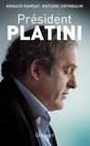 Arnaud Ramsay et Antoine Grynbaum - Président Platini.