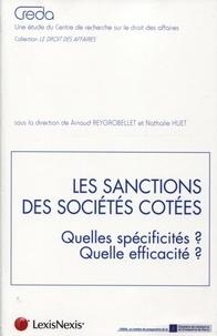 Les sanctions des sociétés côtées - Quelles spécificités ? Quelle efficacté ?.pdf