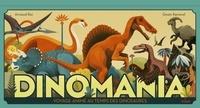 Arnaud Roi et Keraval Gwen - Dinomania - Voyage animé au temps des dinosaures.