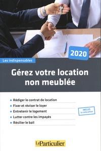 Arnaud Saugeras - Gérez votre location non meublée.