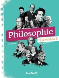 Arnaud Sorosina - Philosophie Tle Générale - Manuel élève.