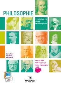 Arnaud Sorosina et Matthieu Amat - Philosophie - Terminales séries technologiques.