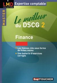 Le meilleur du DSCG 2- Finance - Arnaud Thauvron |