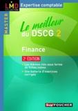 Arnaud Thauvron et Annaïck Guyvarc'h - Le meilleur du DSCG2 - Finance.