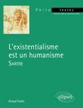 Arnaud Tomès - Sartre, L'existentialisme est un humanisme.