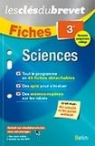 Arnaud Van-Praët et Mélanie Joubel - Sciences 3e - Fiches SVT, physique-chimie, technologie.