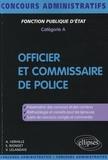Arnaud Verhille et Simon Riondet - Officier et commissaire de police.