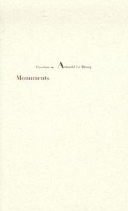 Arnauld Le Brusq - Monuments.