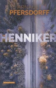 Arnault Pfersdorff - Henniker.