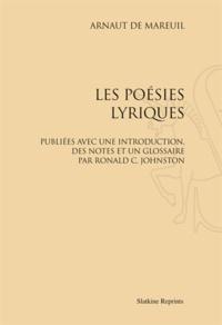 Deedr.fr Les poésies lyriques Image