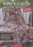 Arne et  Carlos - Arne et Carlos côté jardin - Des ouvrages en laine toniques et colorés pour réveiller votre intérieur.