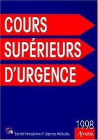 Arnette - Cours supérieurs d'urgence.