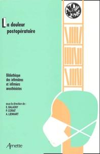 Arnette - La douleur postopératoire.