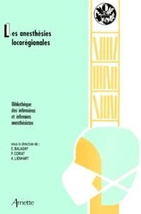 Deedr.fr LES ANESTHESIES LOCOREGIONALES Image