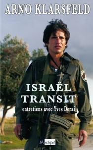 Arno Klarsfeld - Israël transit.