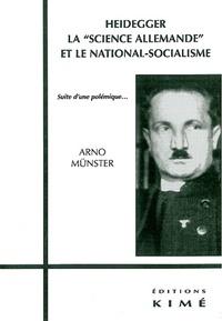 Heidegger, la science allemande et le national-socialisme. - Suite dune polémique....pdf