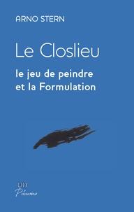 Arno Stern - Le closlieu - Le jeu de peindre et la formulation.