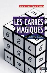 Téléchargement gratuit de livres électroniques pdf Les carrés magiques  - Du lo shu au sudoku PDB PDF iBook 9782701155548