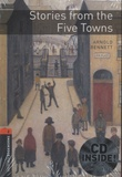 Arnold Bennett - Stories from the Five Towns. 1 CD audio