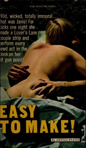Arnold Evans - Easy to Make.