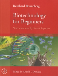 Galabria.be Biotechnology for Beginners - With a Foreword by Tom A Rapoport Image