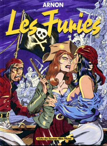 Arnon - Les furies.