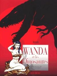 Arnon - Wanda et les dinosaures. - L'intégrale de Dinosaur Bop.