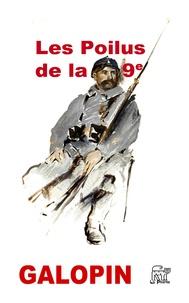 Arnould Galopin - Les Poilus de la 9e.