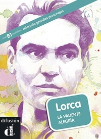 Aroa Moreno - Lorca - La valiente alegria. 1 CD audio MP3