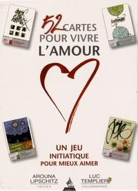 Histoiresdenlire.be 52 cartes pour vivre l'amour - Un jeu initiatique pour mieux aimer Image