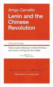 Arrigo Cervetto - Lenin and the Chinese Revolution.