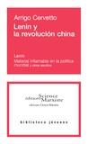 Arrigo Cervetto - Lenin y la revolución china.