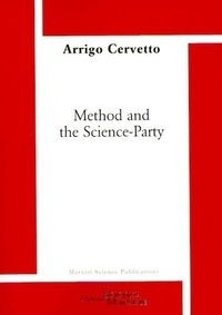 Arrigo Cervetto - Method and the science-party.