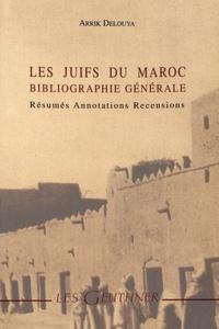 Histoiresdenlire.be Les Juifs du Maroc - Bibliographie générale : résumés, annotations, recensions Image