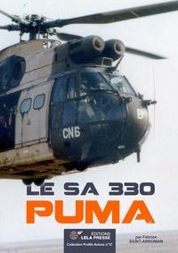 Arromanche f. Saint - Le SA 330 PUMA.