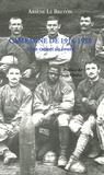 Arsène Le Breton - Campagne de 1914-1918 - Mon carnet de route.