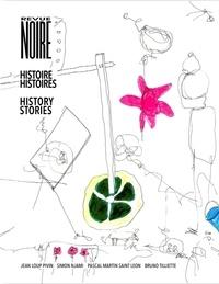 Jean-Loup Pivin et Simon Njami - Revue Noire - Histoire Histoires.