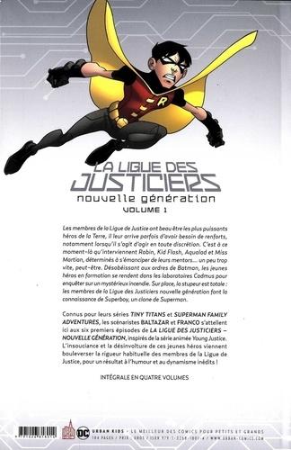 La Ligue des Justiciers - Nouvelle génération Tome 1