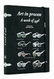 Harriet Russell - Art in Process: A Work of Persol.