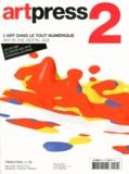 Norbert Hillaire - Art Press 2 N° 29, Mai-juin-juil : L'art dans le tout numérique.